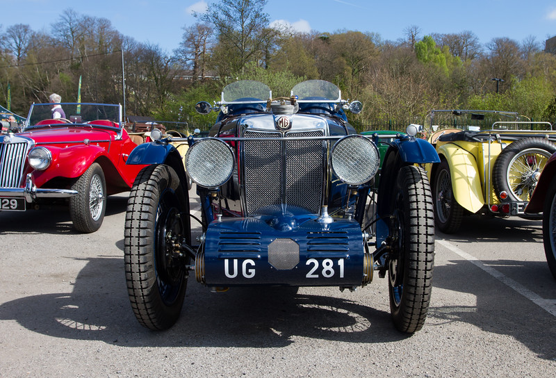 MG C Type