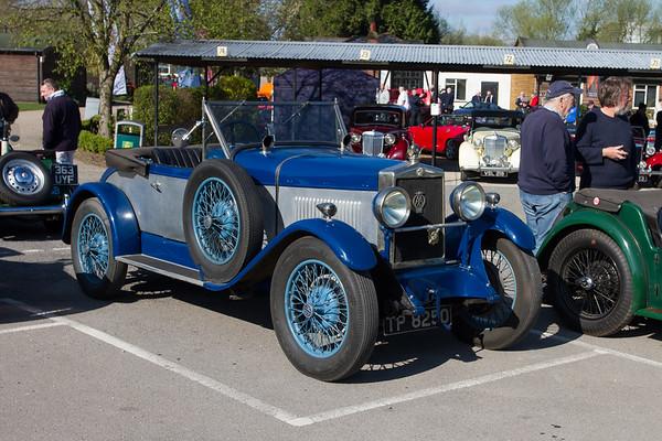 1929 MG 14/40 Tourer