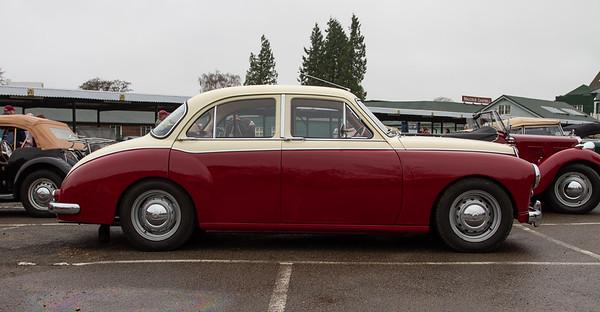 1957 MG ZB Varitone