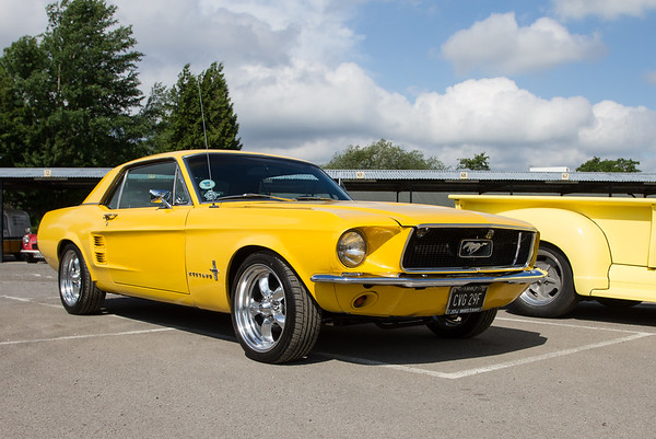 1967 - Ford Mustang