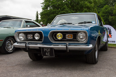 1968 - Plymouth Barracuda