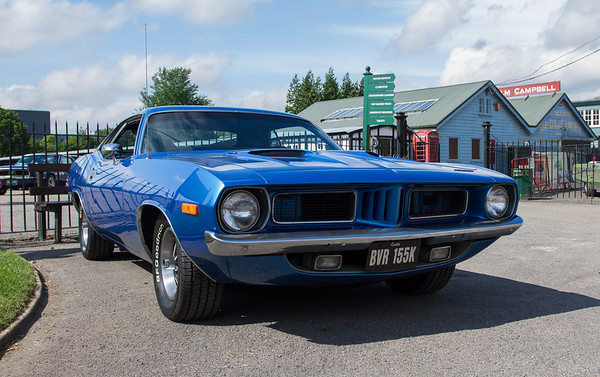 1970s - Plymouth Barracuda