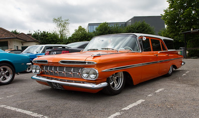 1959 - Chevrolet Brookwood Station Wagon