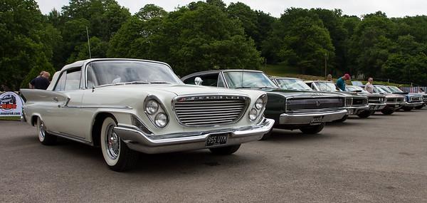 1961 - Chrysler Newport Convertible