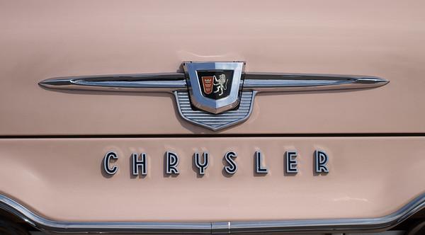 1957 - Chrysler New Yorker 2-door Convertible