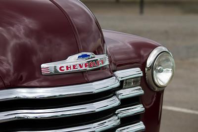 1953 - Chevrolet 3100 Pickup Truck