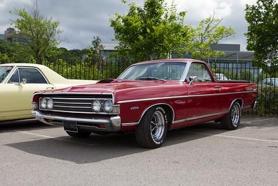 1968/69 - Ford Ranchero