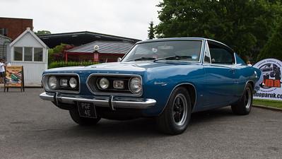 1968 - Plymouth Barracuda