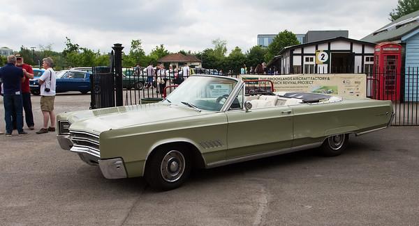 1968 - Chrysler 300 Convertible