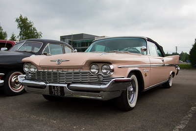 1957 - Chrysler New Yorker 2-door Convertible
