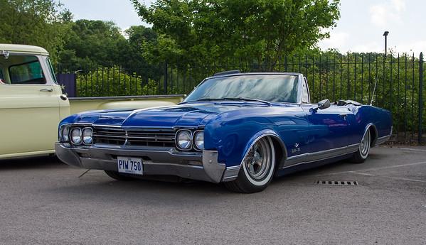 1966 - Oldsmobile Delta 88