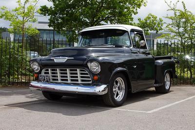 1956 - Chevrolet 3100 Pickup Truck