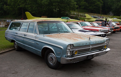 1960s - Plymouth Fury Station Wagon