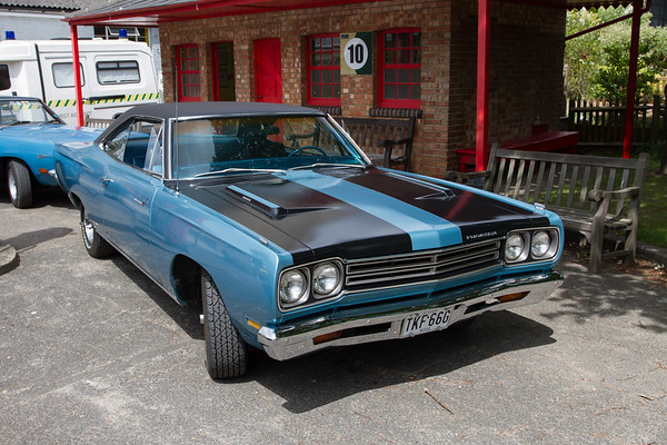 1969 - Plymouth Roadrunner
