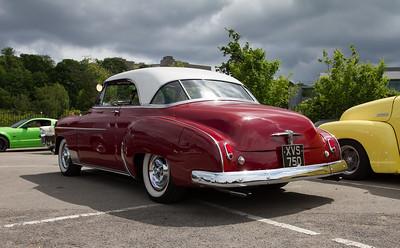 1950 - Chevrolet bel air Deluxe 2 Door Sedan