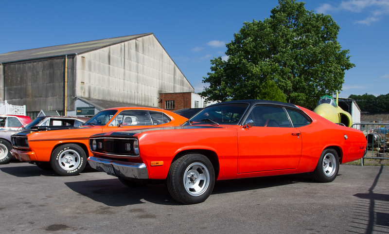 1970 - Plymouth Duster
