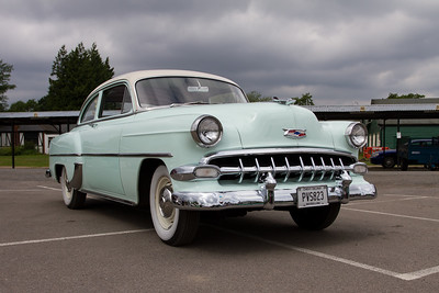 1954 - Chevrolet Delray