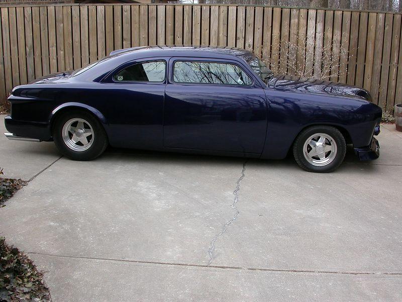 1950 Ford, February 2004.