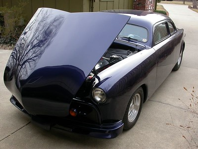 Marty's '50 Ford
