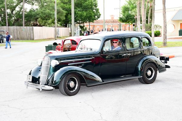 Cfarrell - Florida state fairgrounds car show