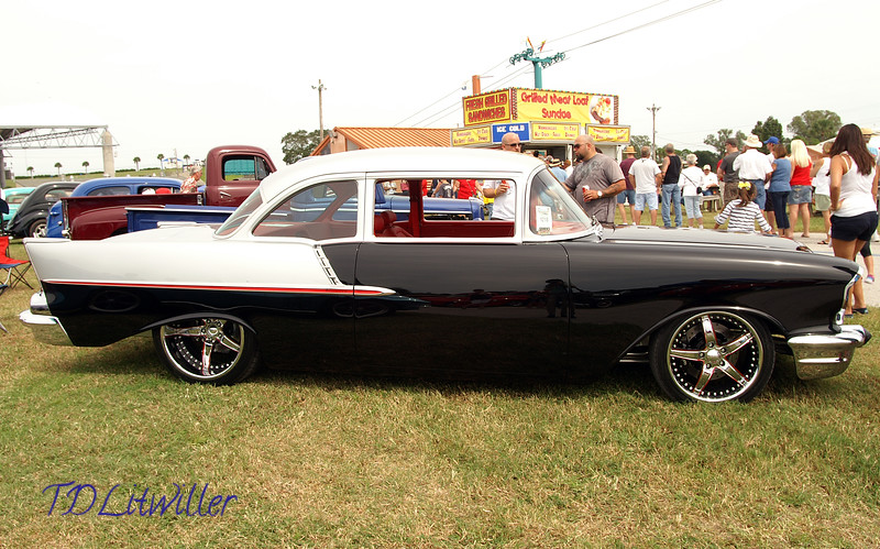 NSRA Southeast Street Rod Nationals 2011