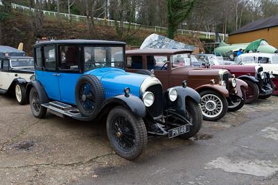 1928 - Bentley 3 Litre