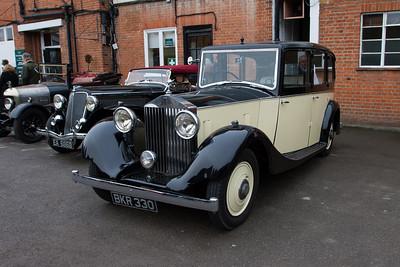 1934 - Rolls-Royce 20/25