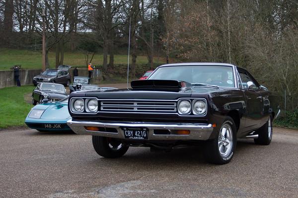 1969 - Plymouth Roadrunner