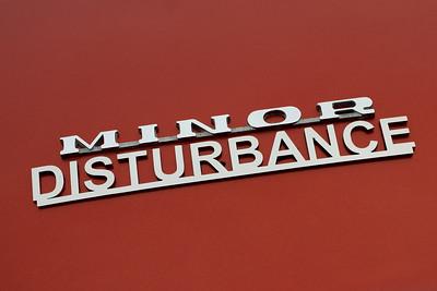 Morris Minor 'Minor Distubance'