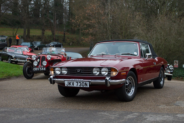 1975 Triumph Stag