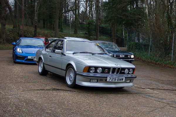1985 BMW M6 CSI