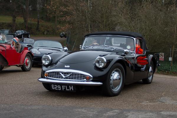1963 Daimler Dart