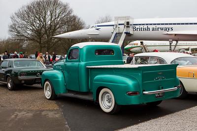 Mercury 43 Pick-Up Truck
