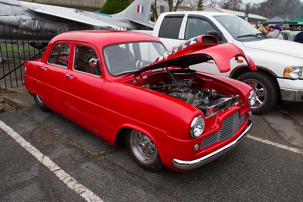 Ford Popular Custom Car