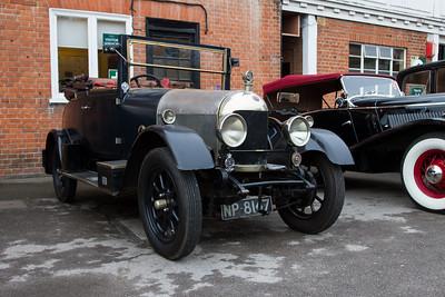 1926 Morris Oxford Bullnose