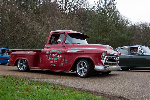 1957 Chevrolet 3100 Pick Up Truck