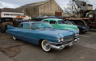 1959 Cadillac Series 62 Coupe DeVille