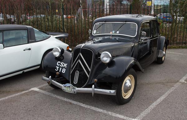 1951 - Citroen Traction