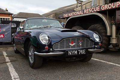 1967 - Aston Martin DB6