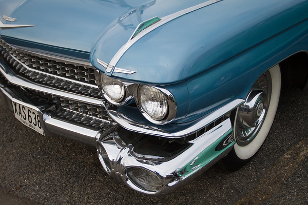 1959 Cadillac Series 62 Coupe De Ville