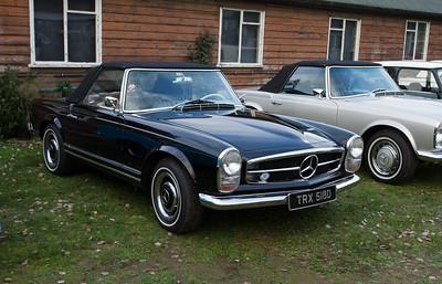 1966 - Mercedes 230SL