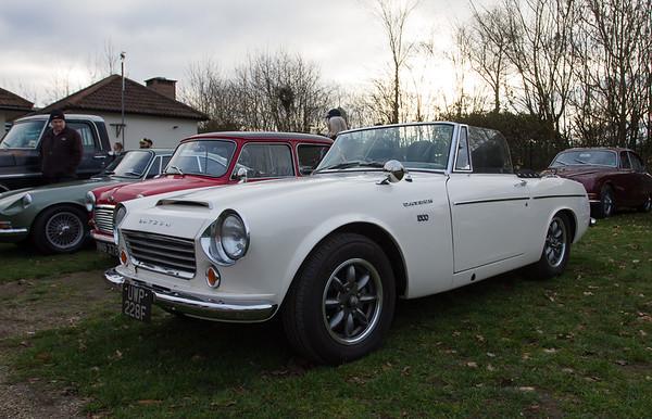 1966 Datsun 1600