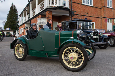 1929 MG M type Midget