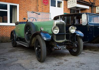 1928 - Alvis 12/50