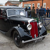 1935 Lanchester 12/6 Sports Saloon