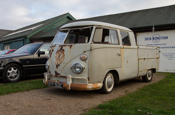 1963 Volkswagen Double Cab Pick-up