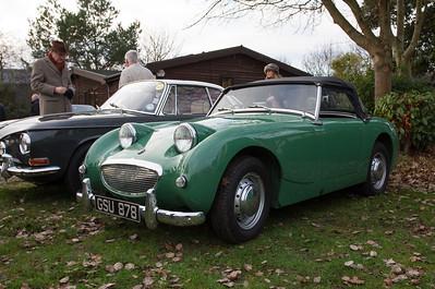 1959 Austin-Healey Frogeye Sprite