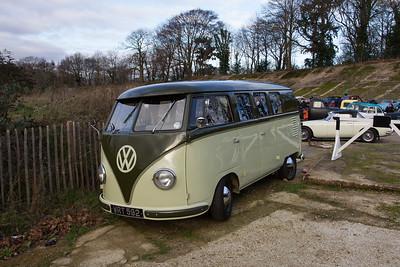Volkswagen Vamper Van