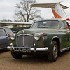 1962 Rover P4 100