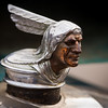 1920s - Pontiac Indian Head Mascot